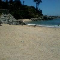 Photo taken at Playa Las Conchitas by Francisco J. on 12/22/2011