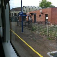 Photo taken at Gare SNCF de Bollwiller by Camille C. on 7/6/2011