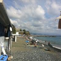 Photo taken at Punta Pizzo by Lucas G. on 8/31/2011
