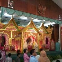 Photo taken at Gedung Sasana Wira Sakti by Taz N. on 12/4/2011