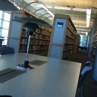 Photo taken at Cypress College Library by Roy F. on 7/25/2011