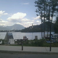 Photo taken at Camping Bled by Dusan L. on 6/27/2012