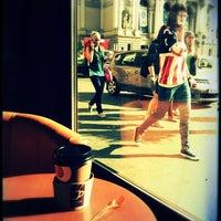 Photo taken at KREDENS CAFE by Iuliia on 7/13/2012