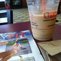 Photo taken at Dunkin' Donuts by Ed M. on 5/6/2012