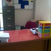 Photo taken at Kantor Dinas Kesehatan by Vitria A. on 7/18/2012
