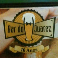 Photo taken at Bar do Juarez - Moema by Vinicius Romagnolo C. on 12/11/2011