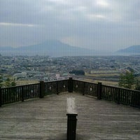 Photo taken at 高倉展望台 by Harutaka H. on 1/9/2012
