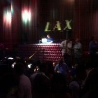 Photo taken at LAX Nightclub by Will F. on 6/8/2012