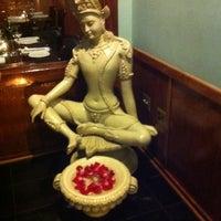 Photo taken at Rasoi Indian Kitchen by Chris A. on 11/22/2011