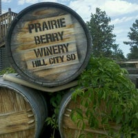 Photo taken at Prairie Berry Winery by Ben L. on 7/30/2011