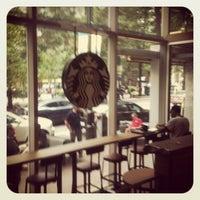 Photo taken at Starbucks by Omar-Jeffrey D. on 8/21/2012