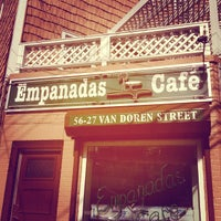Photo taken at Empanadas Cafe by Andrew F. on 8/26/2012