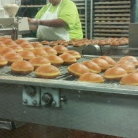 Photo taken at Krispy Kreme Doughnuts by Dolleh on 6/2/2012