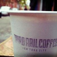 11/21/2011にTaylorがThird Rail Coffeeで撮った写真