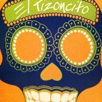 Photo taken at El Tizoncito by Levi N. on 11/4/2011