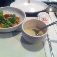 Photo taken at Han Gang Korean Cuisine by Ashley P. on 1/3/2012