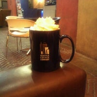 Photo taken at Seattle Coffee Company by Mark v. on 7/26/2012