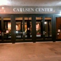 Photo taken at Carlsen Center, JCCC by Sonia S. on 10/18/2011