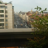 Photo taken at Best Western Plus Hotel Galles by Maria Beatrice F. on 5/1/2012