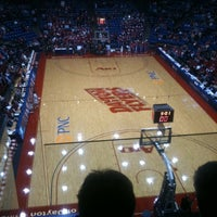 Photo taken at UD Arena by Geoffrey M. on 12/7/2011