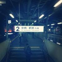 Photo taken at Temma Station by sz_fs on 10/30/2011
