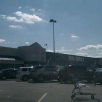 Photo taken at Walmart Supercenter by Guy T. on 8/14/2011