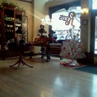 Photo taken at Red's Classic Barber Shop Co. by Isaac P. on 12/22/2011