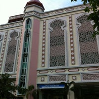 Photo taken at Al-Iman Mosque by Saido S. on 7/25/2012