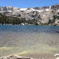 Photo taken at Crystal Lake by Anthony C. on 6/30/2012