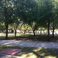 Photo taken at Parque Mariano Escobedo by Alfredo O. on 10/30/2011