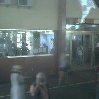 Photo taken at Estación de Autobuses de Estepona by Virgilio N. on 9/12/2011