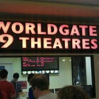 Photo taken at AMC Worldgate 9 by John P. on 5/6/2012