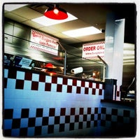 Photo taken at Five Guys by Randy E. on 12/22/2010