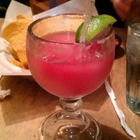 Photo taken at On The Border Mexican Grill & Cantina by Fay M. on 1/14/2012