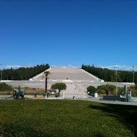Photo taken at Sacrario militare di Redipuglia by Egone Kruz D. on 8/27/2012