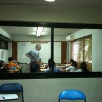 Photo taken at Kru Panjai English House by pranutya on 8/28/2011