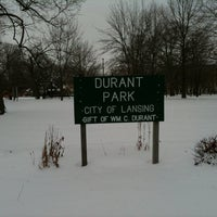 Photo taken at Durant Park by BccList.com on 1/13/2011
