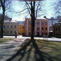 4/19/2011 tarihinde Hannu A.ziyaretçi tarafından Vanha Suurtori'de çekilen fotoğraf