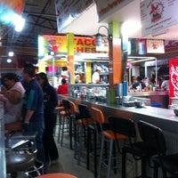 Photo taken at Mercado La Cruz by Eduardo V. on 4/26/2012