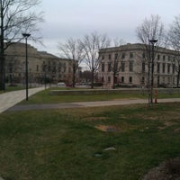 Photo taken at Case Western Reserve University by Larry Y. on 1/11/2012