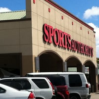 Photo taken at Sports Authority by Taylor C. on 7/17/2011