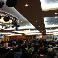 Photo taken at Fraser Court Seafood Restaurant 紅日大酒家 by Daylan W. on 12/25/2010