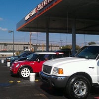 Photo taken at Danny's Family Car Wash by Not That Girl A. on 11/15/2011