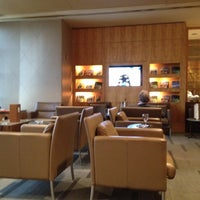 Photo taken at American Airlines Admirals Club DFW-A by David B. on 3/22/2012