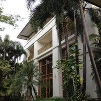 Photo taken at The Dharmawangsa Hotel by Julian O. on 8/3/2012