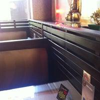 Photo taken at Gokan Sushi Lounge by Ronaldo S. on 2/12/2012
