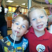 Photo taken at Chick-fil-A by Paul N. on 3/29/2012