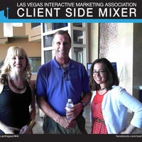 Photo taken at #LVIMA Client Side Mixer @Palms by Danielle D. on 6/22/2012