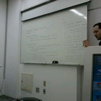 Photo taken at FIPP - Faculdade de Informática de Presidente Prudente by Emerson S. on 9/7/2012
