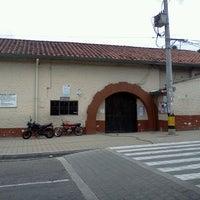 Photo taken at I.E. La Milagrosa by Edwin S. on 11/4/2011